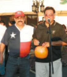 Raul Rodriguez & Cruz Hinojosa