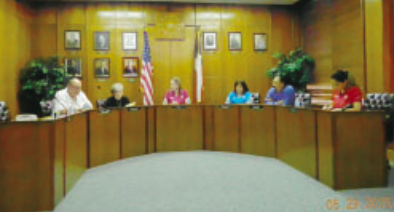 GALENA PARK COUNCIL MEMBERS decided to table the two contracts that were on the Agenda of the Special Meeting called for Friday, May 29 at 3 p.m.