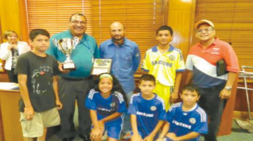 galena park soccer team