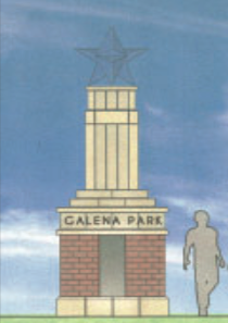 galena park new monument