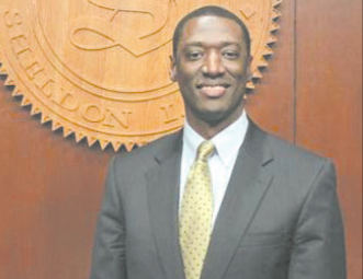 King Davis, new Sheldon ISD Superintendent.