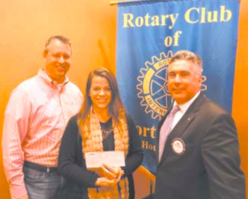 north shore rotary supported