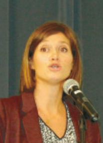 PORT OF HOUSTON spokesperson Leslie Herbst