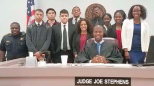 First teen court for
