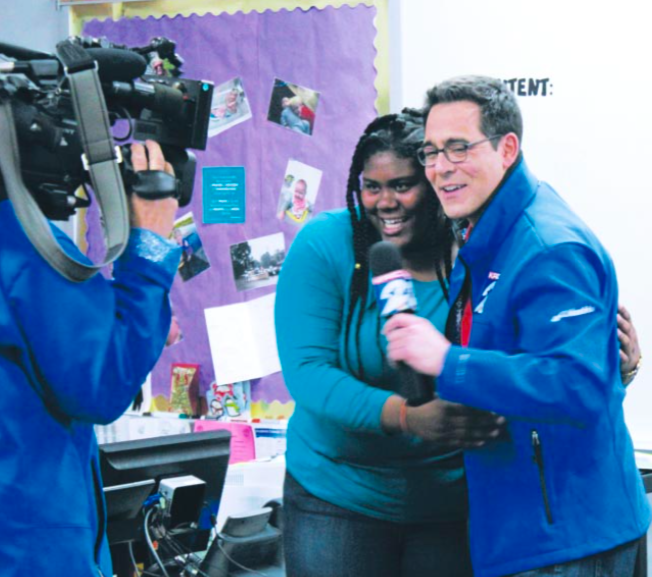 Channelview Hs Student Surprised With Kprc Scholarship North